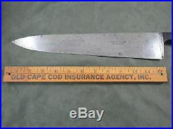 12.5 inch Solingen Carbon Steel Chef Knife Fast Shipping