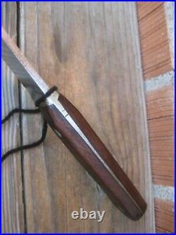 1930s Vintage 12 Blade LAMSON & GOODNOW 3XL Carbon Chef Knife USA