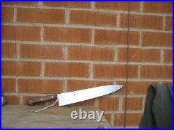1960s Vintage 12 Blade LAMSON & GOODNOW 3XL Carbon Chef Knife USA