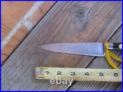 1960s Vtg 5 Blade SABATIER Professional X-Small Carbon Chef Knife FRANCE