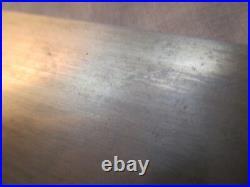 2 Lions Sabatier Carbon Steel 9.75 inch Chef Knife