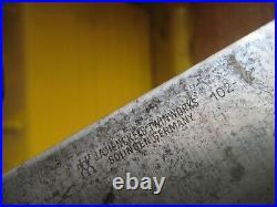 Antique 12 Blade HENCKELS TWINWORKS 3XL Carbon Chef Knife GERMANY