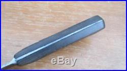 Antique 1904 Worlds Fair Henckels Lg. Carbon Steel Chef Knife RAZOR SHARP