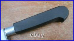 Antique GONON-GIRONDE Nogent-style French Carbon Steel Chef Knife RAZOR SHARP