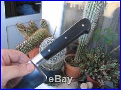 # Antique, V. V. Rare, Sabatier RUE ST. HONORE 84 Chef's Knife 8.9 (226 mm)