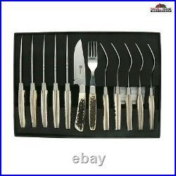 Boker Arbolito Kitchen Steak Knife Blade Set NEW