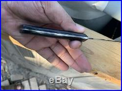 Carter Cutlery Muteki Paring Knife
