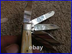 Case XX 5 Blade knife made in USA (lot#12757)