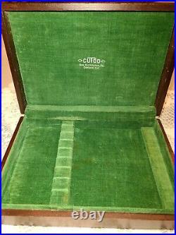 Cutco 8 Piece #47 Knife Set With Box