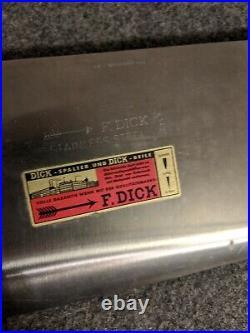 F Dick German HOG Splitter Cleaver HUGE MUST SEE