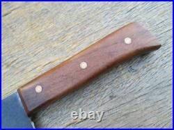 FINEST Huge Vintage DASCO Buffalo Skinner/ Lamb Splitter Butcher Knife WOW