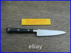 Finest UNUSED Vintage 1970s Sabatier Professional Stainless Chef's Paring Knife