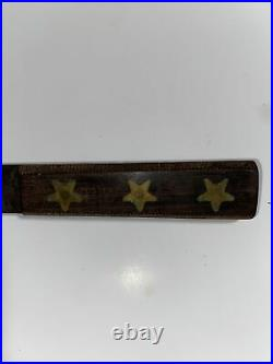 Foster Bros Gold Star 6 Knife