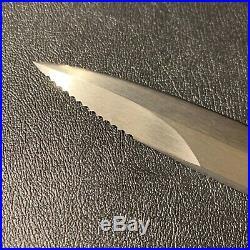 GERBER LEGENDARY BLADES COMMAND 1 SURVIVAL 9 KNIFE With CORDURA SHEATH NO. 5900