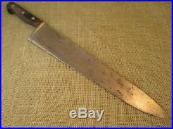 Gustav Emil Ern 14.5 inch Semi-Flexible Carbon Steel Chef Knife