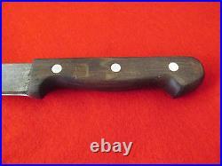 Gustav Emil Ern Carbon Steel 12 inch Semi-Flexible Round Nose Slicer Knife
