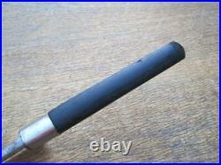 HUGE Antique Sabatier/L'Enfer 20 Carbon Steel Nogent Chef Knife RAZOR SHARP