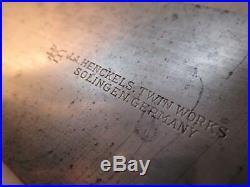 J. A Henckels Twinworks Carbon Steel 12 inch Chef Knife 108-12