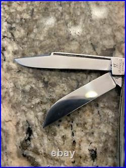 JA Henckel Surpentine 834 Stag Stockman Knife