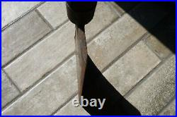 Large Antique Meat Cleaver William M. Beatty & Son 10 Blade WM Beatty