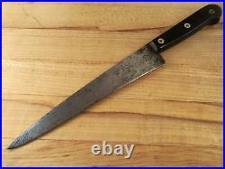 Nice Vintage 7.5 inch Pre Sabatier Carbon Steel Chef Utility Knife