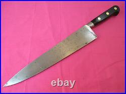 Professional Sabatier Carbon Steel 10 inch Chefs Knife #2