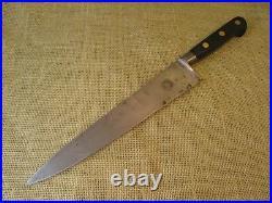 Professional Sabatier Carbon Steel 9.5 inch Chefs Knife #3