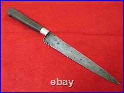 Rare Sabatier style Nogent type Pinay Fortias 6.25 inch Utility Knife