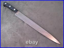 Sabatier 4 Star Elephant 9.5 inch Carbon Steel Slicer Knife