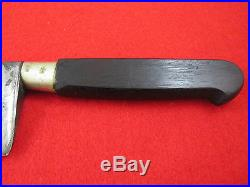 Sabatier A. La Croix Carbon Steel 11.5 inch Chef Knife