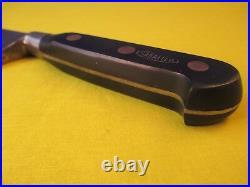 Sabatier Bazar Francais Carbon Steel 9.75 inch Chefs Knife