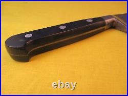 Sabatier Carbon Steel 10 inch Chefs Knife