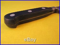 Sabatier Four Star Elephant Carbon Steel 9 inch Chef Knife #2
