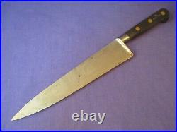 Sabatier K-Acier Forge 9 inch Carbon Steel Chef Knife