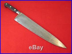 Sabatier K Jeune 12 inch Carbon Steel Chefs Knife