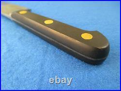 Sabatier Professional 12 inch Carbon Steel Flexible Slicing/Carving Knife