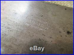 Sabatier Professional 14 inch Carbon Steel Chef Knife