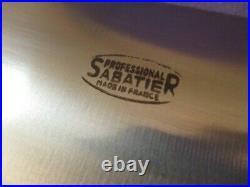 Sabatier Professional 14 inch Carbon Steel Chef Knife #2