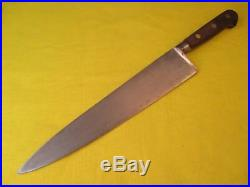 Sabatier Trumpet Carbon Steel 9.75 inch Chef Knife #2