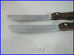 Set of (7) #59 #2147079 Cutco Steak Knives