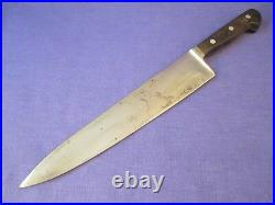 Sword & Shield Carbon Steel 10.5 inch Chef Knife Quick Shipping