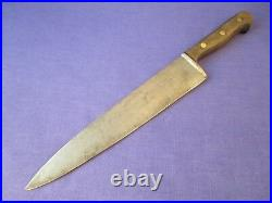 Sword & Shield Carbon Steel 10 inch Chef Knife Quick Shipping