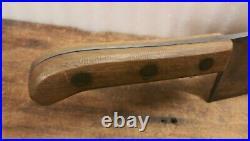 VINTAGE FOSTER BROS 8 MEAT CLEAVER HOG SPLITTER Arrow Trade Mark EXCELLENT