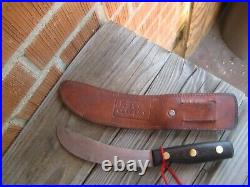 Vintage 6 Curved Blade CHICAGO CUTLERY 96 6 Fine Hunting Skinning Knife USA