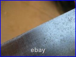 Vintage 9 1/2 Blade SABATIER K Acier Forged Large Carbon Chef Knife FRANCE