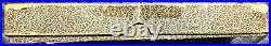 Vintage BOXED BONE HANDLE SET 6 KNIVES CHRISTOPHER JOHNSON, SHEFFIELD ENGLAND