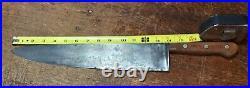 Vintage Chef Butcher KNIFE DEXTER 48914