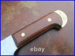 Vintage Custom Italian Chef/Fishmonger's Carbon Steel Giant Tuna Knife or Sword