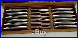 Vintage Gerber Legendary Blades 17 Piece Kitchen Set