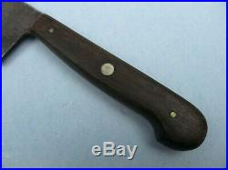 Vintage Henckels Twinworks 12 inch Carbon Steel Chef Knife 225-12